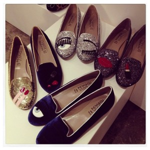 Her gorgeous range of shoes