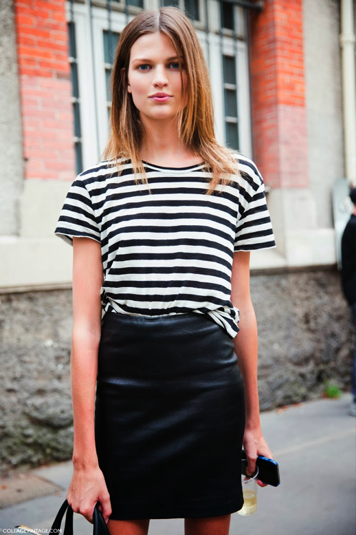 Striped Tee: How to Pull it off in 10 Ways