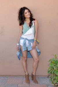 Vanessa-Hudgens-Coachella-Style-2016-Forever-21-Shortalls