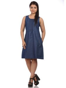 say hi to college days kurta for women