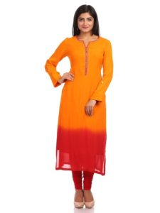 stay festive kurta for women
