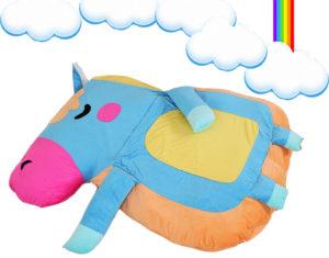 unicorn goodies bed