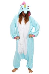 unicorn goodies onesie