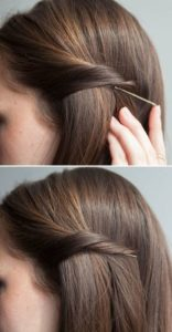 twisty princess easy hairstyles