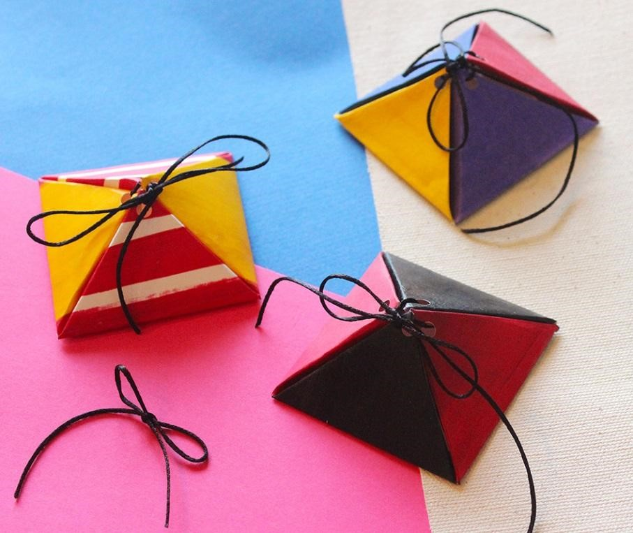 Out Of The Box Gift Wrapping Ideas