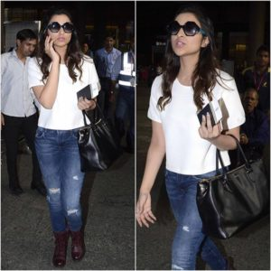 parineeti travel look
