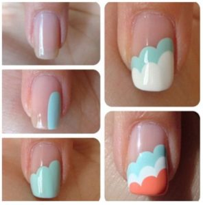 icecream cravings nail art design