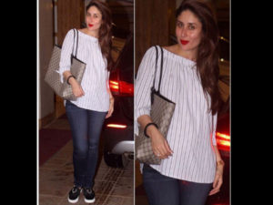 Kareena Kapoor pregnancy looks