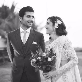Scherezade Shroff Wedding