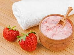strawberry-hair-mask