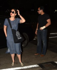 Kareena Kapoor pregnancy look
