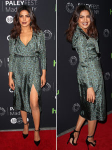 Priyanka Chopra's red carpet looks