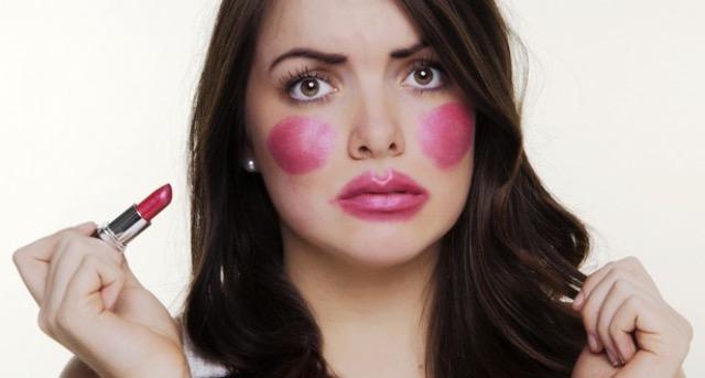 makeup mistake