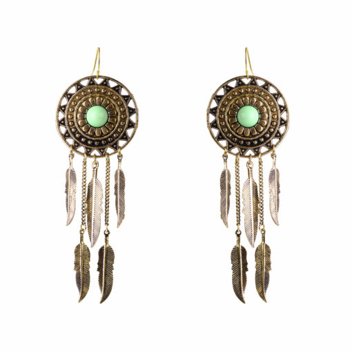 Believer Dreamcatcher Trinkets Earrings 01