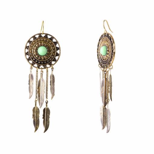 Believer Dreamcatcher Trinkets Earrings 02