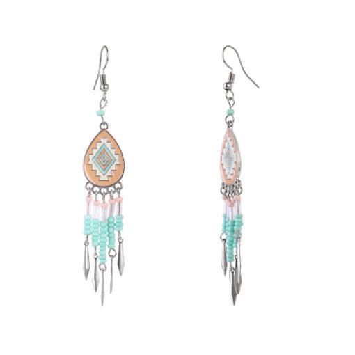 Candy Aztecs Earrings 02