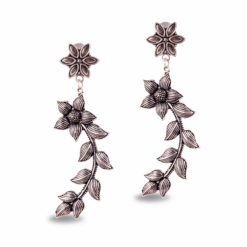 Floral Curves Earrings