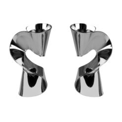 Futuristic Spirals Earrings