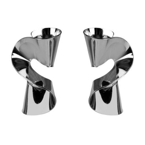 Futuristic Spirals Earrings
