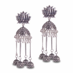 Gypsy Soul Jhumka Earrings