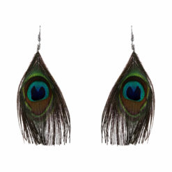 Peacock Rainbows Earrings