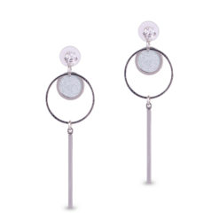Pretty Little Things Hoop Earrings For Women