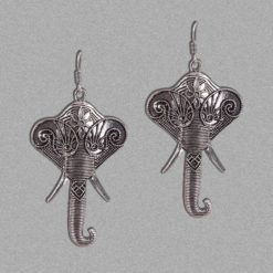 Single Maharaja Piece Earrings