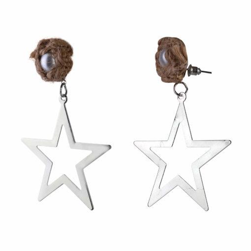 Born To Shine Starrings silver Earrings 03
