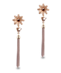 Dazzling Daisy Earrings For Women – Yellow