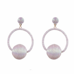 Disco Balls & Hoops Earrings 01