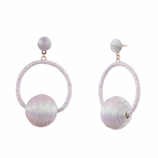 Disco Balls & Hoops Earrings 02