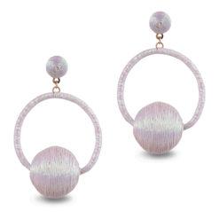 Disco Balls & Hoops Earrings