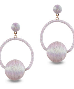 Disco Balls & Hoops Earrings