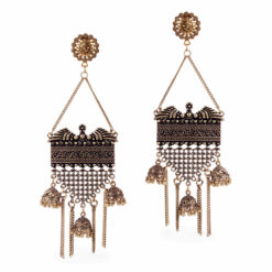 Drop Dead Gorgeous Earrings – Gold