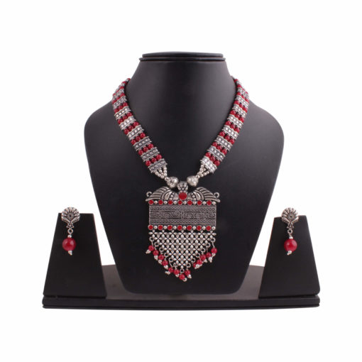 Ethnic designer chain necklace Necklace 02