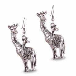 Giraffe Fans Earrings