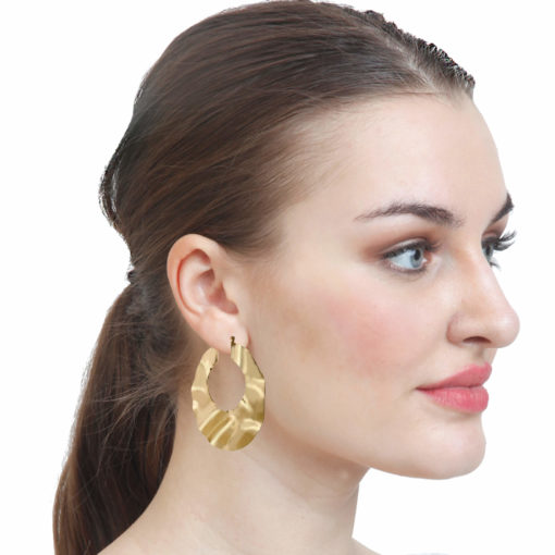 Gold Wonders Earrings 03