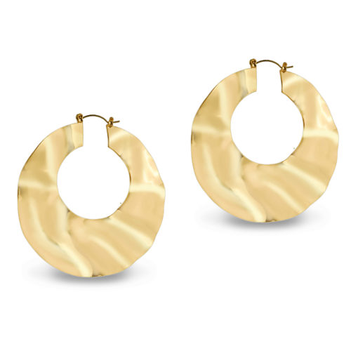 Gold Wonders Earrings