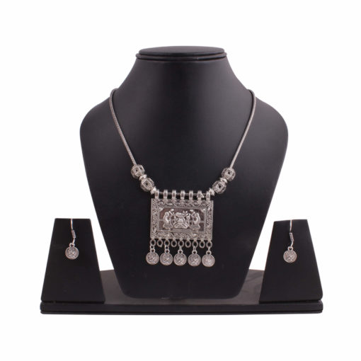 Indo-Greek coin style Necklace 02