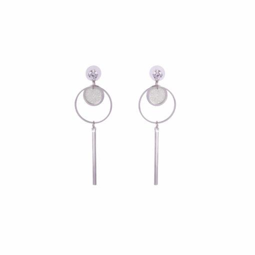 Pretty Little Things Sea Green Earrings 01