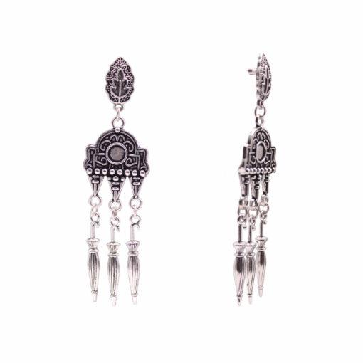 Ethnic Pop Earrings 2