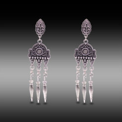 Ethnic Pop Earrings 5