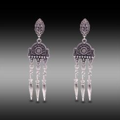 Ethnic Pop Earrings 5