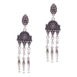 Ethnic Pop Earrings