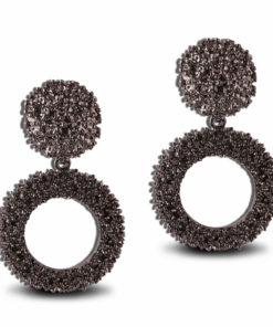 Jazzy Ivory Earrings