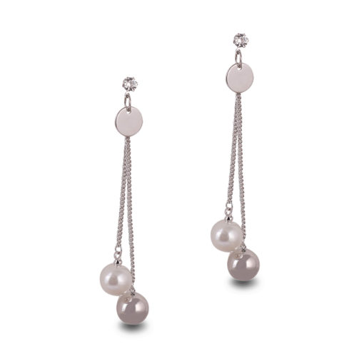 Mystic-Silver-Orbs-and-Chains-Earrings