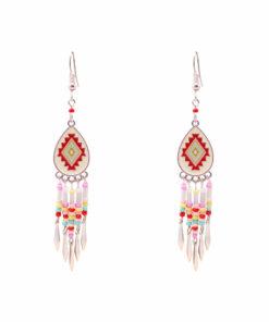 Tiny Candy Aztecs Earrings 01