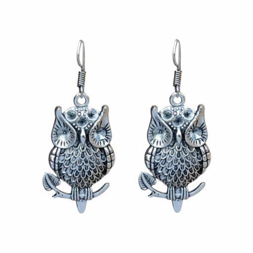 Be Owlsome Earrings 01
