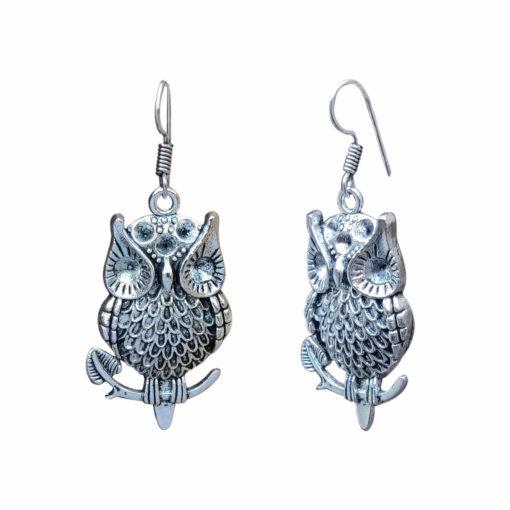Be Owlsome Earrings 02