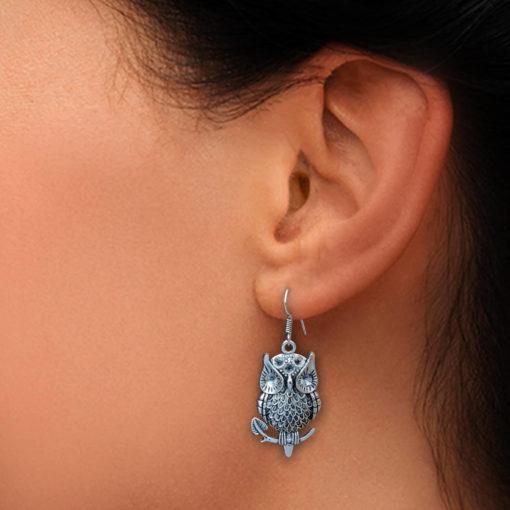 Be Owlsome Earrings 03